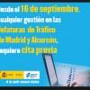 Cita Previa en DGT de Alcorcon