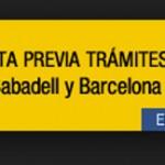 Cita Previa DGT en Sabadell