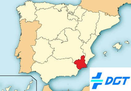 Solicitar Cita DGT online en Murcia