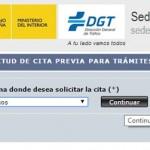 Cita Previa DGT Burgos