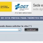 Cita Previa DGT Ceuta