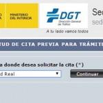 Cita Previa DGT Ciudad Real