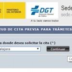 Cita Previa DGT Guadalajara