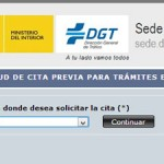 Cita Previa DGT Huelva