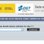 Cita Previa DGT Jaén