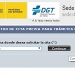 Cita Previa DGT León