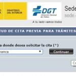Cita Previa DGT Salamanca