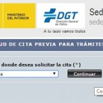 Cita Previa DGT Segovia