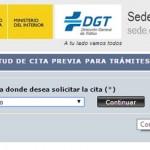 Cita Previa DGT Toledo y Talavera de la Reina