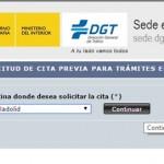 Cita Previa DGT Valladolid