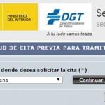 Cita Previa DGT en Cartagena