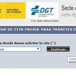 Cita Previa DGT Palencia