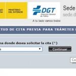 Cita Previa DGT Soria