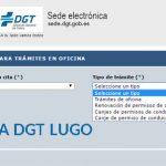 Cita Previa DGT Lugo