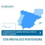 Cita Previa DGT Pontevedra